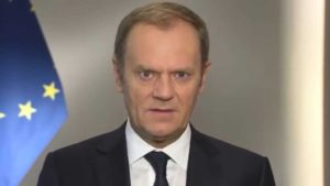 Donald Tusk/ Fot. Youtube