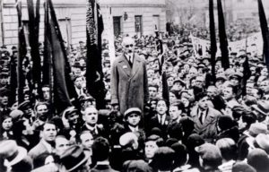 Bund - XX-lecie międzywojenne