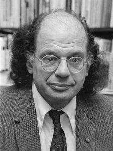 Allen Ginsberg, 1979 / Fot. Wikipedia