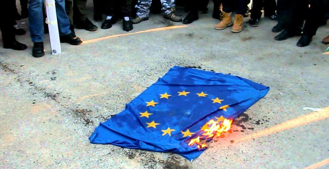 """""""Śmierć Unii Europejskiej"""""""