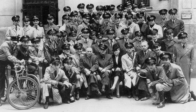 Policja żydowska z getta warszawskiego