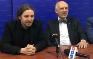 Dobromir Sośnierz i Janusz Korwin-Mikke / Fot. Facebook