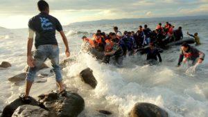 IsraAID sprowadza Palestyńczyków i murzynów do Europy