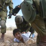 Tak traktowane są żydowskie dzieci przez izraelską armię