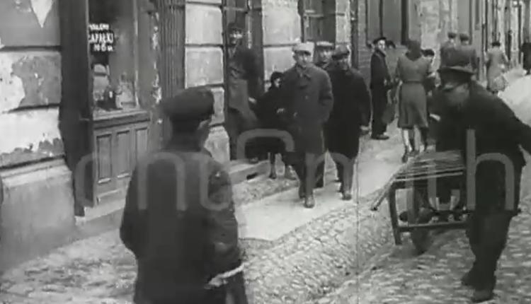 Getto warszawskie 1942 / Fot. wPrawo.pl