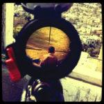 Zdjęcie wstawione wrzucone do Internetu przez żydowskiego żołnierza