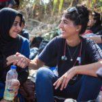 IsraAID na wyspie Lesbos