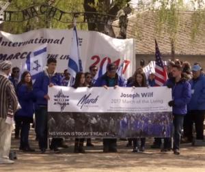 Marsz Żywych / fot. youtube
