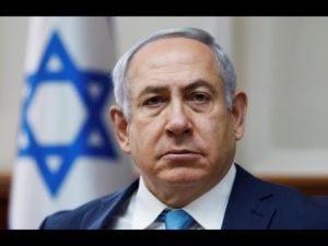 Benjamin Netanjahu / Fot. Youtube