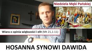 Niedziela Męki Pańskiej - Jacek Międlar