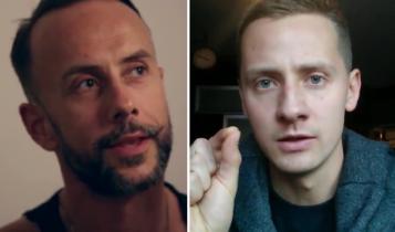 Adam Darski i Jacek Międlar / Fot. Youtube