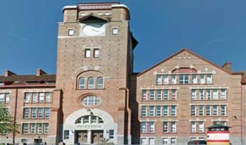 Johannesskolan w Malmo/fot. twitter
