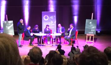 debata w POLIN/ fot. twitter
