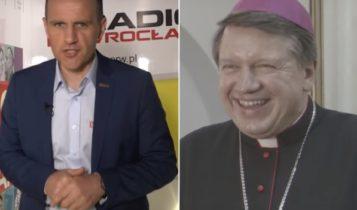 Tomasz Duda i abp Józef Kupny