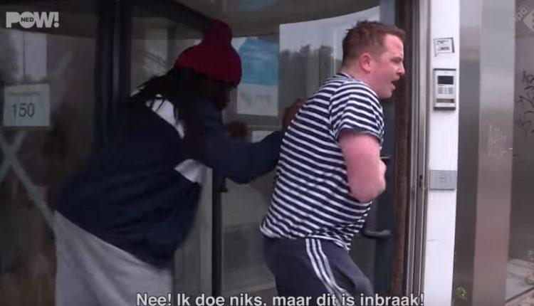 Imigranci przejmują mieszkania Holendrów / Fot. YouTube
