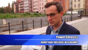 Radny Paweł Chruszcz / Fot. Youtube