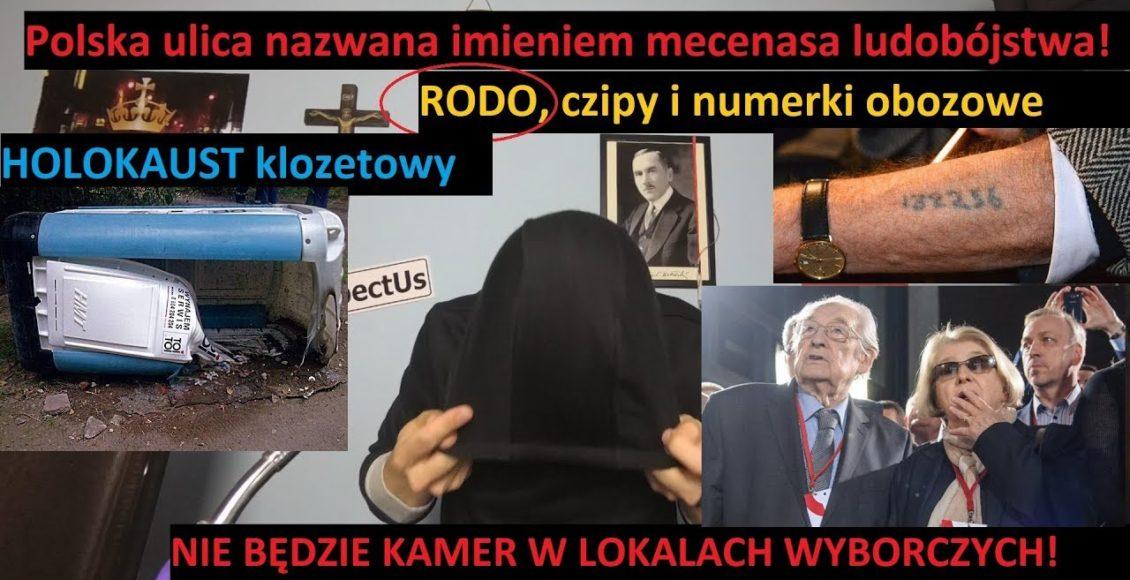 Holokaust klozetowy i numerek obozowy (RODO) | J. Międlar