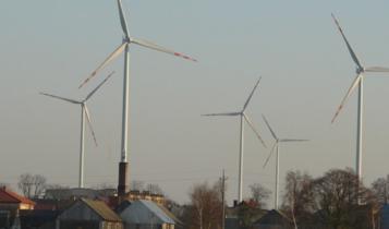 farma wiatrowa Iłża II/ fot. stopwiatrakom.eu