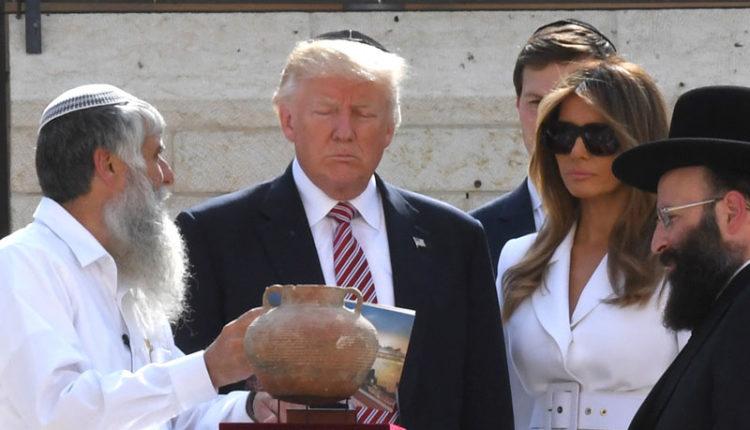 prezydent USA Donald Trump/ fot. screen