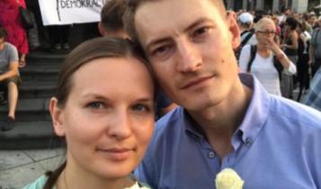 Ludmiła Kozłowska i Bartosz Kramek/ fot. twitter