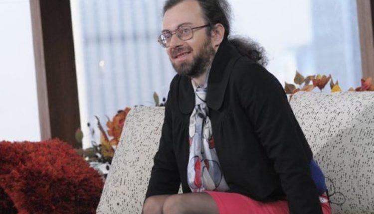 Marcin Boronowski - transwestyta z Wrocławia
