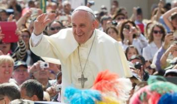 papież Franciszek/ fot. twitter