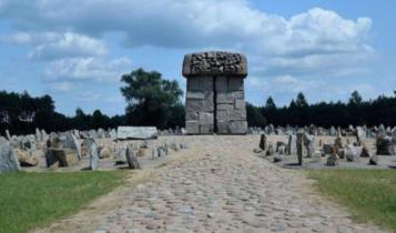 pomnik ofiar niemieckiego obozu zagłady w Treblince/ fot. Wikipedia
