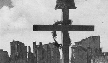 powstańczy grób na Czerniakowie/ fot. arch.