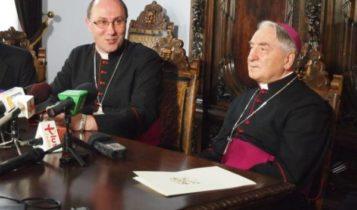 Abp Wojciech Polak i abp Józef Kowalczyk / Fot. Facebook