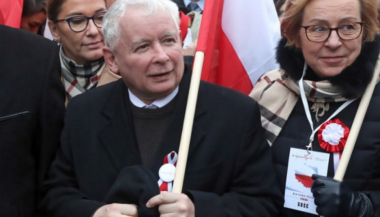 Jarosław Kaczyński/ fot. twitter