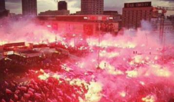 Marsz Niepodległości 2018/ fot. twitter