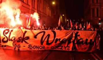 marsz we Wrocławiu/ fot. twitter