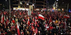 Marsz Polski Niepodległej, 11 listopada 2018