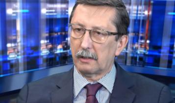 Jan Żaryn/ fot. screen