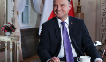 prezydent Andrzej Duda/ fot. twitter