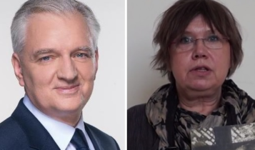 Jarosław Gowin, Barbara Engelking