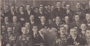 Niedźwiedzica Baśka / Fot. Wielkopolska Ilustracja, 1929, nr 13, s.2