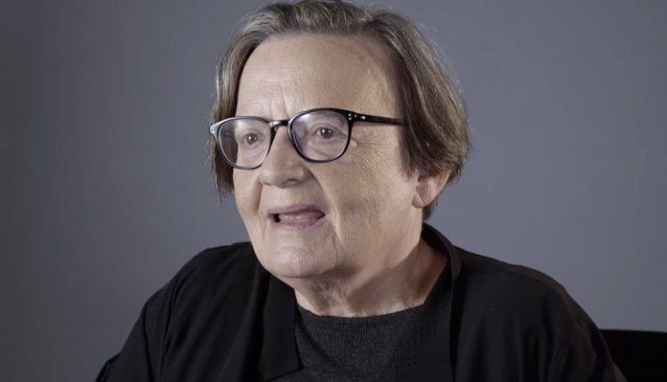 Agnieszka Holland / Fot. Netflix