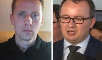Jacek Międlar i Adam Bodnar