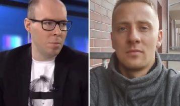Marcin Rola i Jacek Międlar / Fot. Twitter