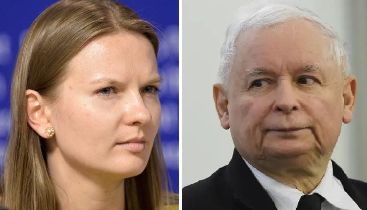 Ludmiła Kozłowska/Jarosław Kaczyński