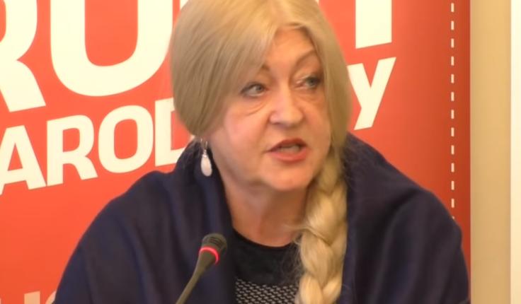 dr Lucyna Kulińska/ fot. screen