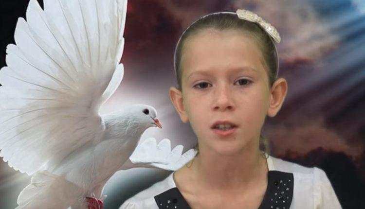 10-letnia Roksana Węgiel