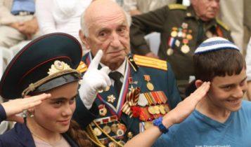 Parada sowiecka w Izraelu