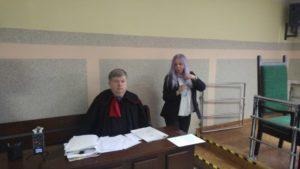 Jadwiga Stawnicka i prokurator