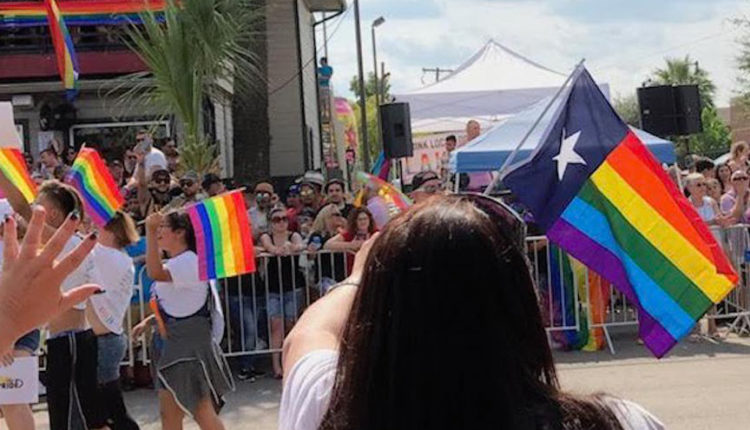 Anty-sodomia w Teksasie wciąż obowiązuje. Lewica dostaje szału