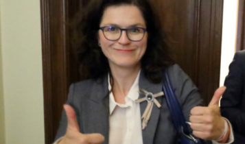 Aleksandra Dulkiewicz/ fot. twitter