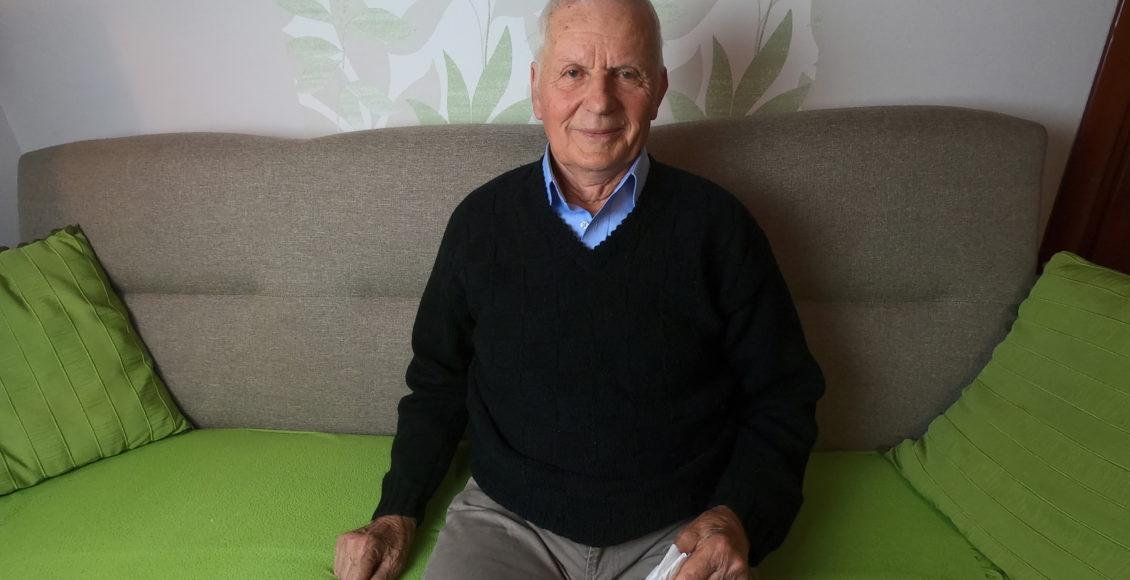 Roman Strągowski - świadek i ofiara rzezi wołyńskiej