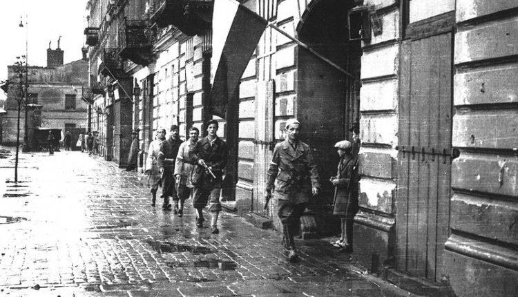 Powstanie Warszawskie - Patrol Agatona