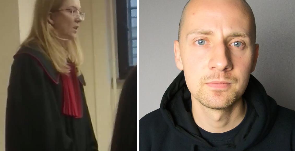 Prokurator Justyna Trzcińska stawia irracjonalne zarzuty Jackowi Międlarowi